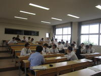 教員も対話の実践